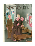 The New Yorker Cover - August 12, 1944 Regular Giclee Print by William Cotton