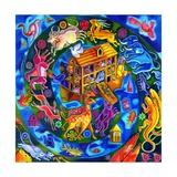 Noah's Ark, 2010 Giclee Print by Jane Tattersfield