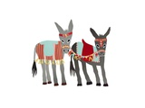 Donkeys, 2014 Giclee Print by Isobel Barber