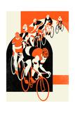 Stelvio, 2012 Giclee Print by Eliza Southwood