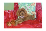 Coco Condren, 2009 Giclee Print by Kimberly McSparran
