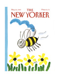 The New Yorker Cover - May 22, 1989 Premium Giclee Print by Donald Reilly