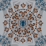 Ultimate SpiderMan - Fall Winter 2014 - Pattern Prints