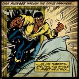 Marvel Comics Retro Style Guide: Cage, Luke Fotky