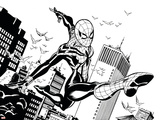 Ultimate Spider-Man Style Guide: Spider-Girl Posters