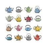 Anyone for Tea 2012 Giclée-Druck von Sarah Hough