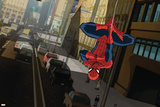 Ultimate SpiderMan - Animation 2015 Stills Posters