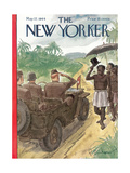 The New Yorker Cover - May 27, 1944 Premium Giclee Print by Perry Barlow