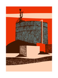 Container, 2014 Giclee Print by Eliza Southwood