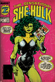 Marvel Comics Retro Style Guide: She-Hulk Photo