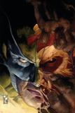 Wolverine No. 310: Wolverine, Sabretooth Poster