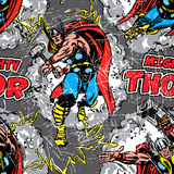 Comics - Thor Design Elements - Pattern Posters