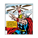 Marvel Comics Retro Style Guide: Thor Photo