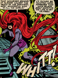 Marvel Comics Retro Style Guide: Medusa Posters