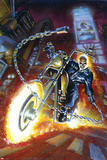 Marvel Extreme Style Guide: Ghost Rider Plakater