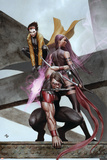 X-Men No. 21: Warpath, Psylocke, Jubilee Prints
