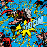 Comics - Thor Design Elements - Pattern Prints