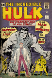 Marvel Comics Retro Style Guide: Hulk Prints