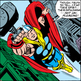 Marvel Comics Retro Style Guide: Thor Prints