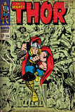 Marvel Comics Retro Style Guide: Thor Posters