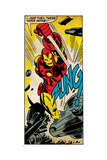 Marvel Comics Retro Style Guide: Iron Man Prints
