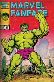 Marvel Comics Retro Style Guide: Hulk Posters