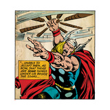 Marvel Comics Retro Style Guide: Thor Prints