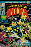 Marvel Comics Retro Style Guide: Nova Photo