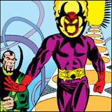 Marvel Comics Dormammu - Panel Art Prints