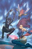 X-Men No. 34: Psylocke, Domino, Pixie Photo