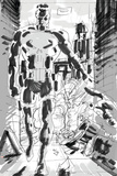 Marvel Extreme Style Guide: Punisher Photo