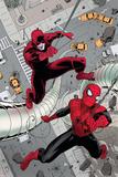Daredevil No. 22: Daredevil, Spider-Man Photo