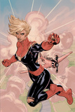 Captain Marvel No. 5: Captain Marvel Prints