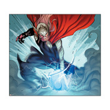 Avengers Assemble Style Guide: Thor Prints