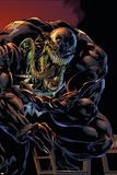 Marvel Extreme Style Guide: Venom Prints