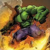Avengers Assemble Style Guide: Hulk Print