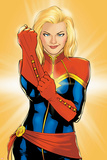 Captain Marvel No. 1: Captain Marvel Prints