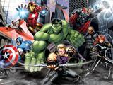 Avengers Assemble - Situational Art Plakater