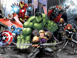 Avengers Assemble - Situational Art Posters