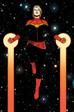 Captain Marvel No. 9: Ms. Marvel Posters
