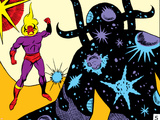 Marvel Comics Dormammu - Panel Art Posters