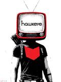 Hawkeye No. 17: Hawkeye Photo