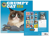 Grumpy Cat - 2016 Calendar Calendarios