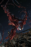 Marvel Extreme Style Guide: Carnage Posters