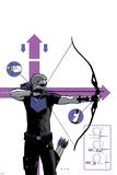 Hawkeye No. 2: Hawkeye Posters