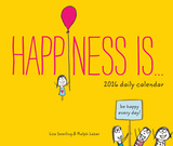 Happiness Is - 2016 Daily Boxed Calendar Calendars