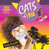 Cats of 1986 - 2016 Calendar Calendars