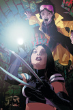 X-23 No. 10: X-23, Jubilee Posters