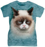 Juniors: Grumpy Cat T-Shirt