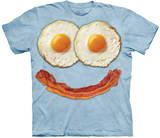 Egg Face T-shirts